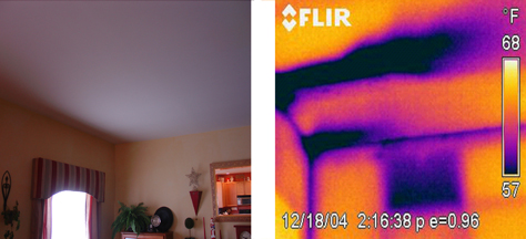 infrared inspection