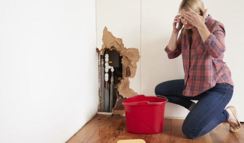the cost of water damage